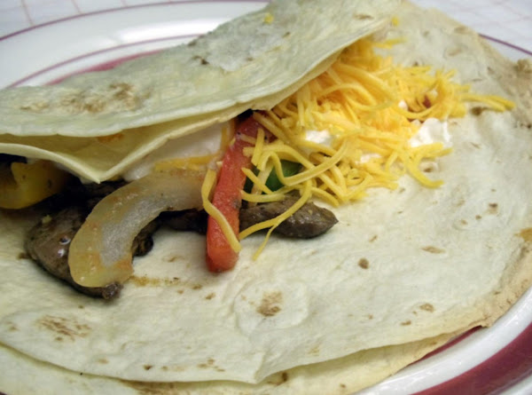 Traditional Fajitas Recipe