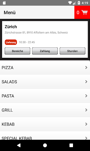 Stella Restaurant screenshot 2