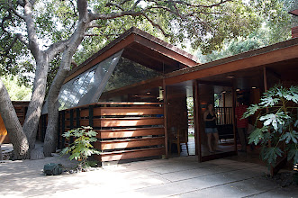Photo: Exterior. Dining at left, living at right. Photo: Judith Lautner