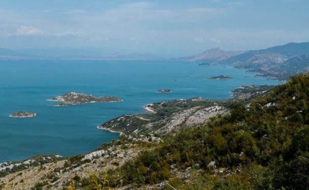 Scutari Lake - Skadar