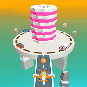 Fire Shots 3D : Shoot & Blast Stack Platforms