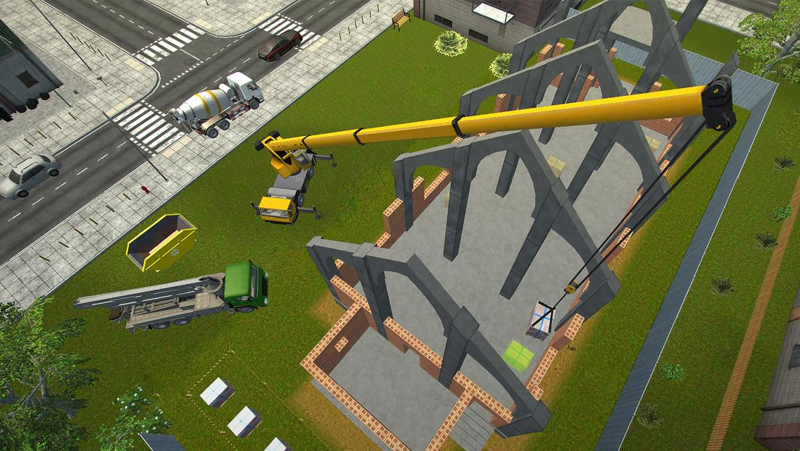 Construction Simulator PRO 17- screenshot