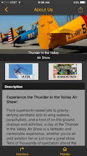 Thunder in the Valley Air Show- screenshot thumbnail