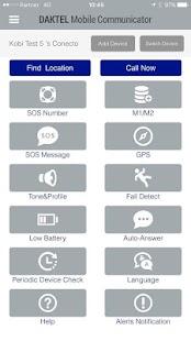 Mobile Communicator - náhled