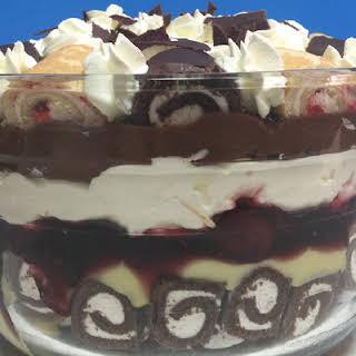 Swiss Roll Trifle Recipes.