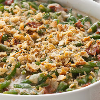 Green Bean Casserole With Cheese And Ritz Crackers Recipes