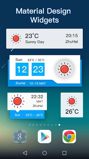 Weather Weather Widget