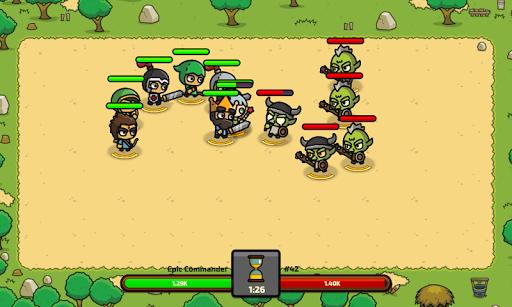 Raid Heroes: Total War apkpoly screenshots 13