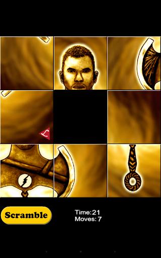 Ancient Sliding Puzzle 1.0.0 screenshots 1