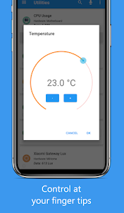 Domoticz - Home Automation Screenshot