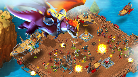 Cloud Raiders Screenshot 16
