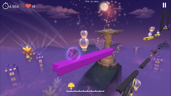 Super Runner Screenshot