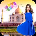 Taj Mahal Photo Frames : Dp Maker icon
