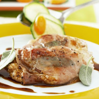 Veal Saltimbocca With Marsala Recipes