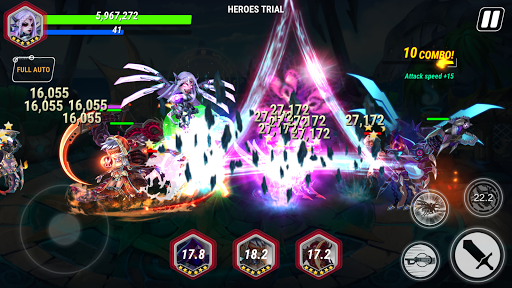 Heroes Infinity Premium modavailable screenshots 15