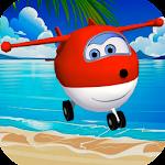 Super kid plane Icon