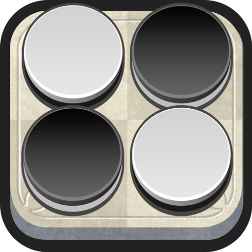Reversi 棋類遊戲 App LOGO-硬是要APP