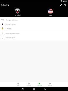 App Onefootball - Soccer Scores APK for Windows Phone