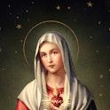 virgin mary live wallpaper icon