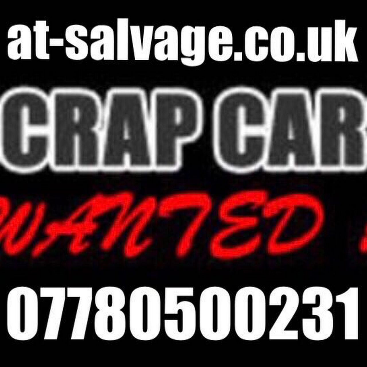 At Salvage scrap a car my car cash For Used Cars Today Collect Scrap ...