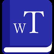 My personal dictionary - WordTheme Pro icon