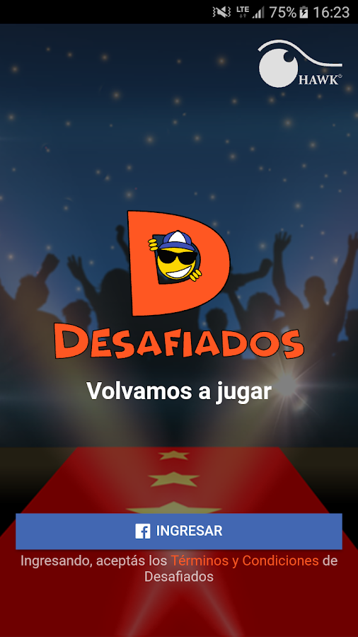 Desafiados- screenshot
