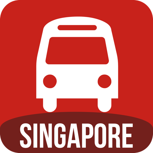 Bus Coming! SG Bus & MRT Guide (app)