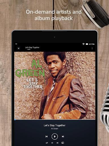 Amazon Music 15.17.2 screenshots 8