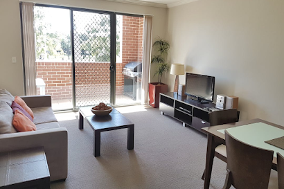 Parramatta Church Street Accommodation