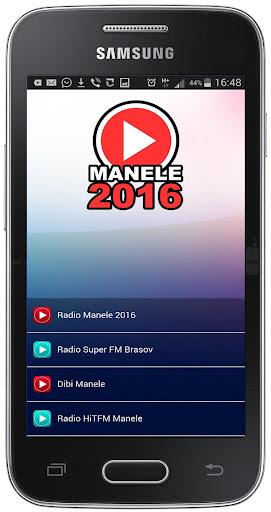 Manele 2016