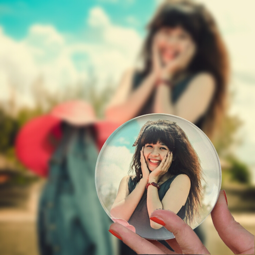 かわいい写真のコラージュ 攝影 App LOGO-硬是要APP