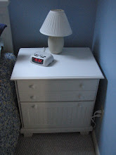 Photo: White Bedroom Set Night Stand (1)