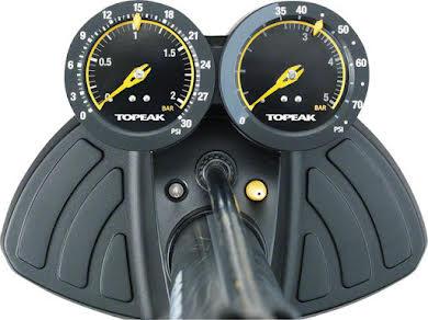 Topeak JoeBlow Dualie Floor Pump alternate image 0