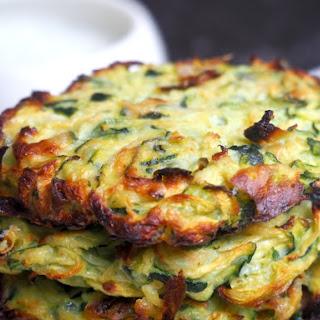 Healthy Zucchini Patties Recipes