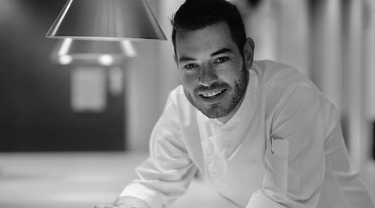 Cristóbal Muñoz, el cocinero de Lubrín que ha recibido una estrella Michelin