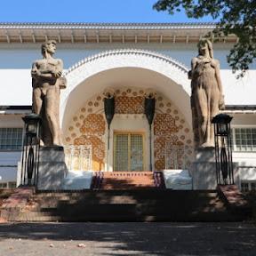 アールヌーボー建築のメッカ!ドイツ・ダルムシュタットの芸術村「マチルダの丘」を訪ねて