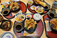 瑧淇 日式天丼. 定食 . 無菜單料理