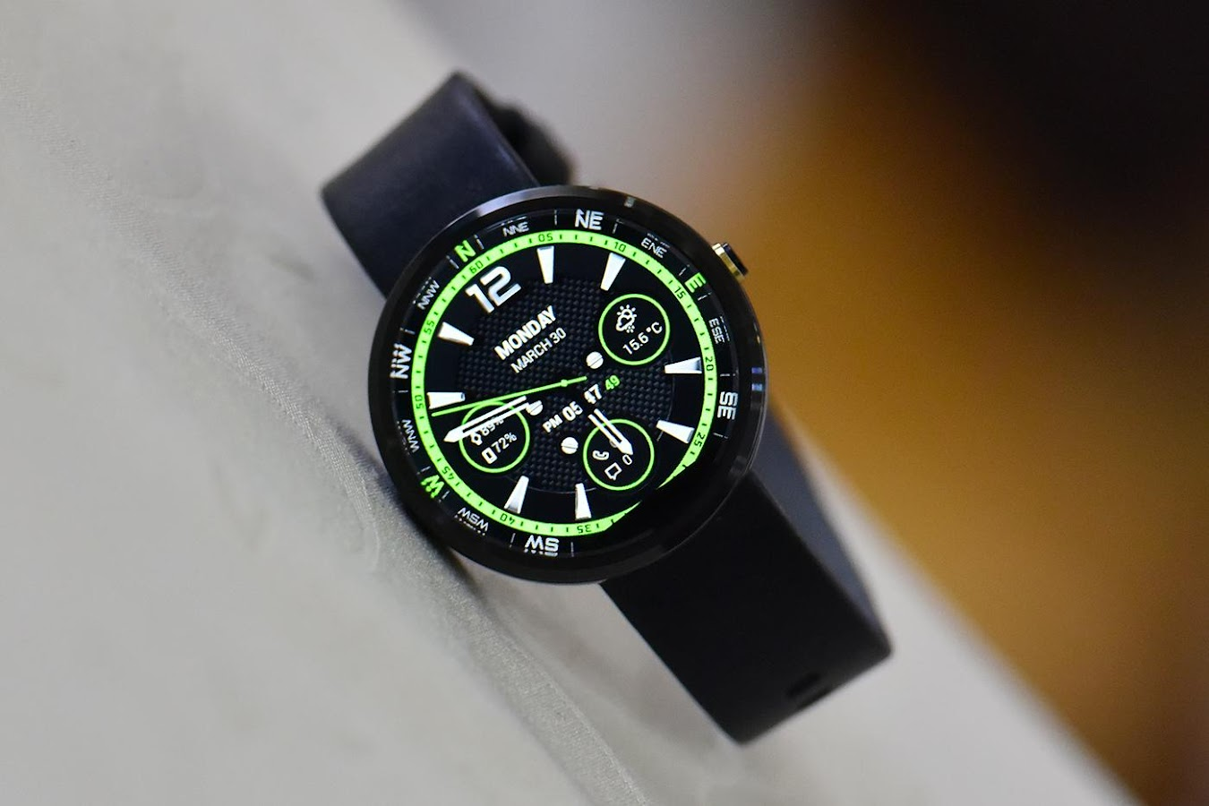 Dynamic Watch Face- screenshot