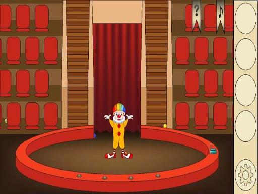 密室逃脫:逃出神秘馬戲團 - 史上最難的密室逃脫遊戲