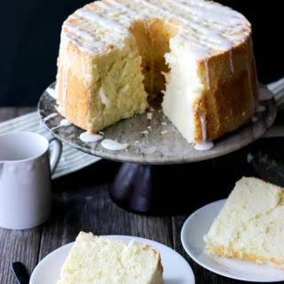 Chiffon Cake.