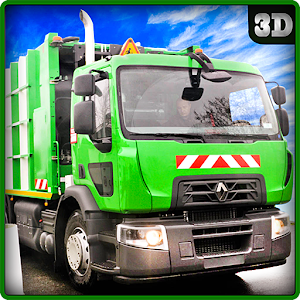 Garbage Truck Driver Simulator for PC and MAC