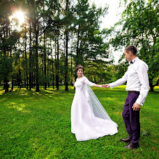 Wedding photographer Alina Rudovskaya (Coffemolka). Photo of 16.07.2016