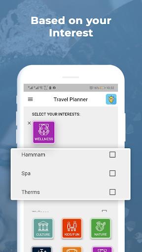 Travel Planner: مخطط رحلة على الطريق للحصول على لقطات شاشة RoadTrippers 6