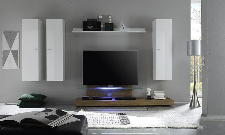 Beautiful Composizione Soggiorno Moderno Pictures - House Design ...