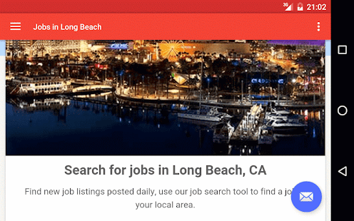 Jobs Openings Long Beach Ca