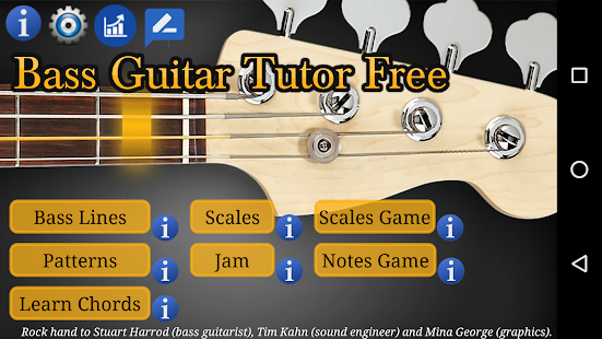 Bass Guitar Tutor Free - Apps on Google Play