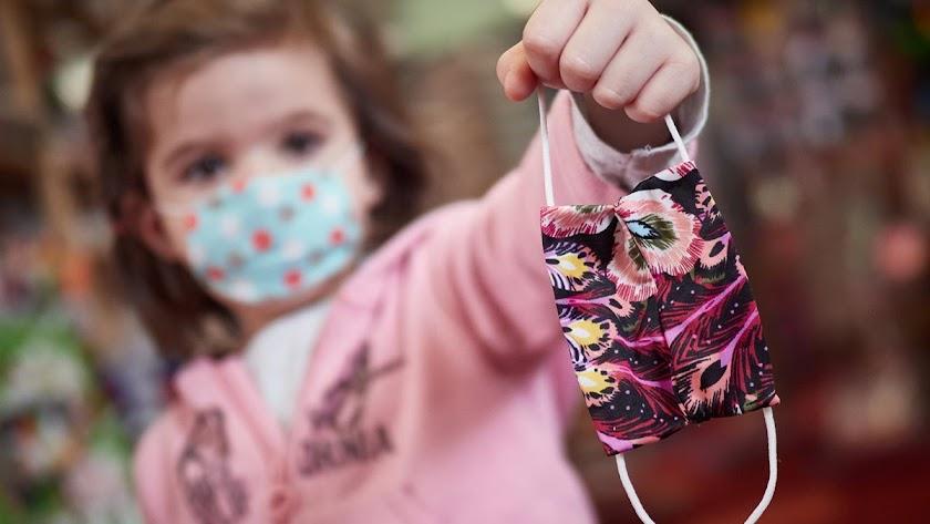 Los niños resisten más el ataque del coronavirus.