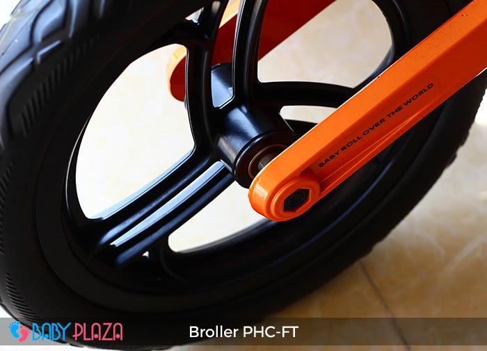 Xe thăng bằng cho bé Broller PHC-FT Bánh đặc ruột 13