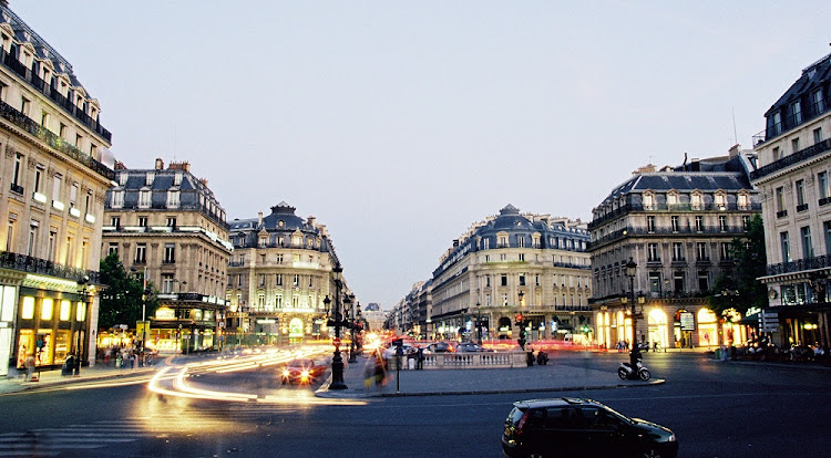 Paris, France. Picture: ISTOCK