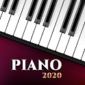 Piano Keyboard Real: Piano Play & Learn Songs Free icon